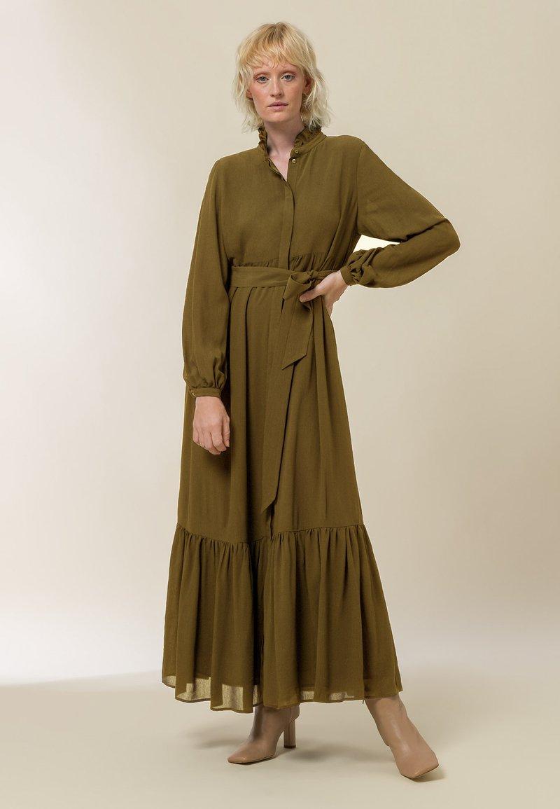 IVY & OAK Maternity - DRENA - Maxi dress - beech