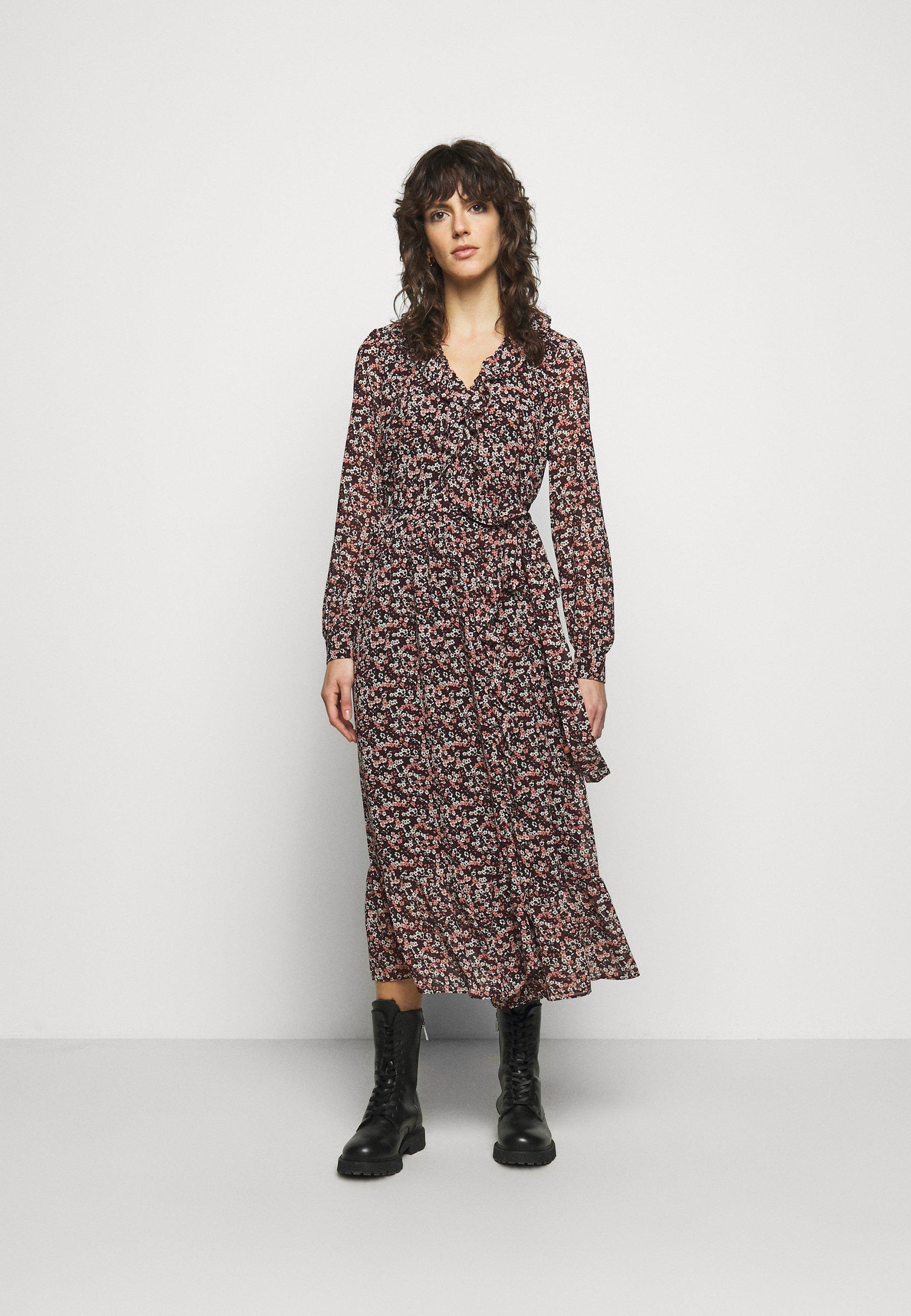 Women DAINTY BLOOM WRAP - Day dress