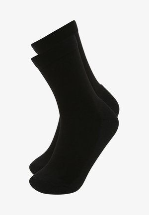2 PACK - Chaussettes - schwarz