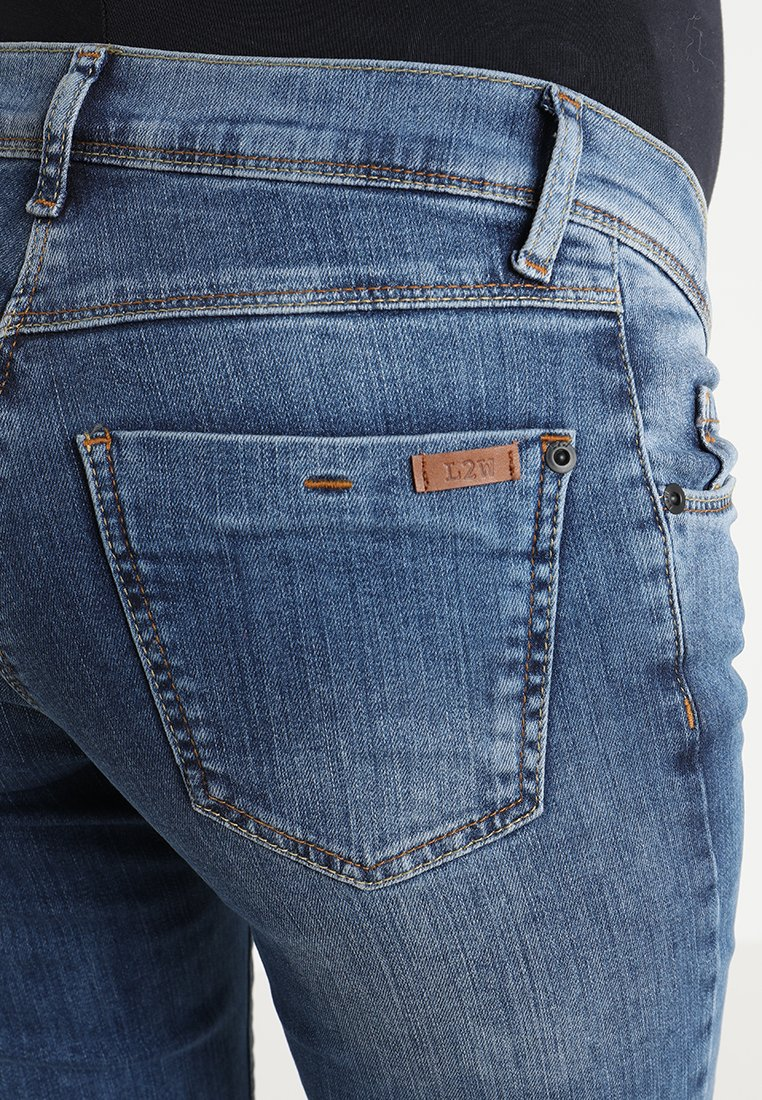 Women GRACE - Straight leg jeans
