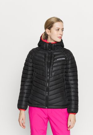 ALPINE PADDED MID LAYER - Ski jacket - black