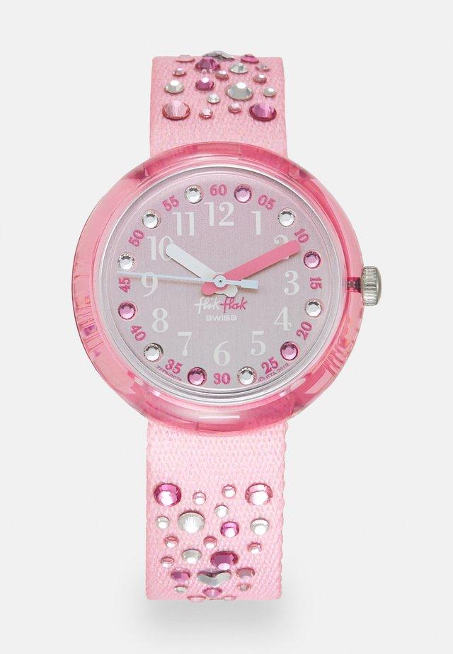 MILLEFEUX UNISEX - Watch - pink