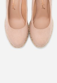 New Look - OYSTER - Plateaupumps - oatmeal - 5
