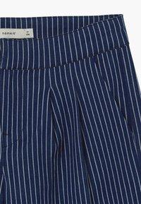 Name it - NKFATURLI CULOTTE - Straight leg jeans - dark blue denim - 3
