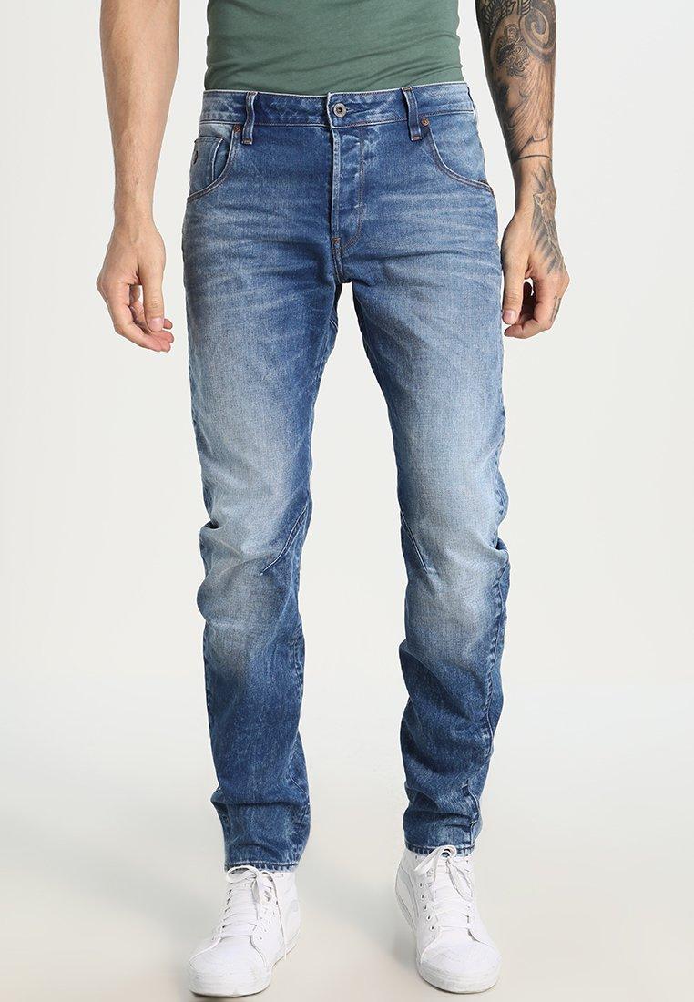 G-Star - ARC 3D SLIM - Slim fit jeans - light aged