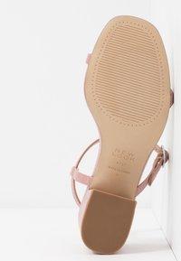New Look Wide Fit - WIDE FIT TIZZY - Sandaler - light pink - 6