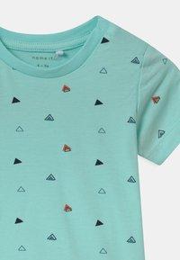 Name it - NBMBORRIS 3 PACK - T-shirt con stampa - blue tint - 3