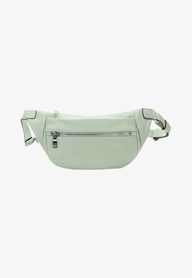KEDDO - Bum bag - mint