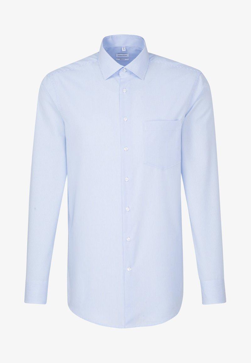 Seidensticker - REGULAR FIT - Shirt - light blue