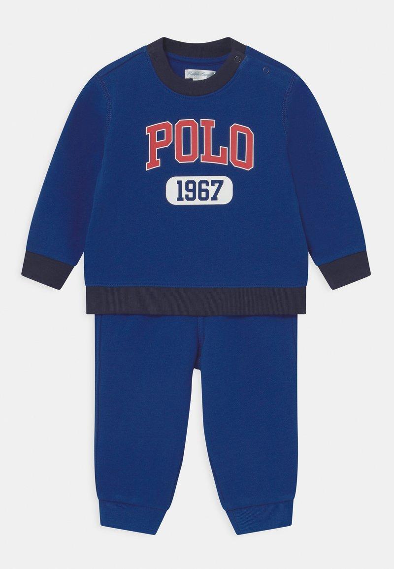 Polo Ralph Lauren - HOOKUP SET - Tracksuit - sapphire star