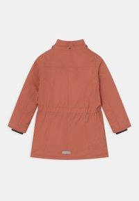 MINI A TURE - VELAJA - Winter coat - aragon red - 2