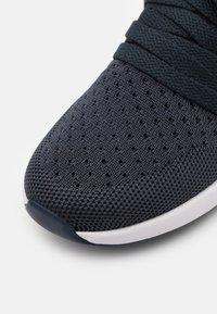 Viking - ENGVIK UNISEX - Sports shoes - navy/orange - 5