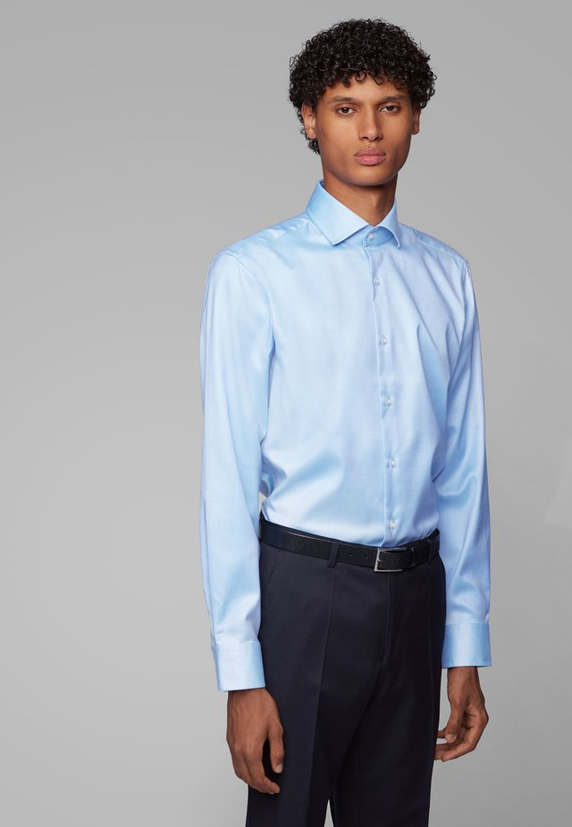 GORDON - Formal shirt - light blue