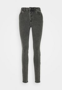 Noisy May - NMCALLIE CHIC - Jeans Skinny Fit - black - 4