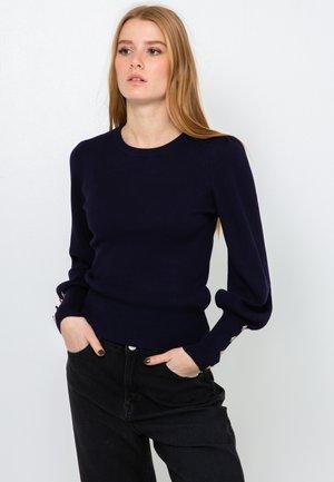 Pullover - dark blue/navy blue