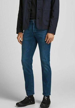 TIM ORIGINAL AM - Slim fit jeans - blue denim
