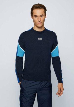 RAFIO - Jumper - dark blue
