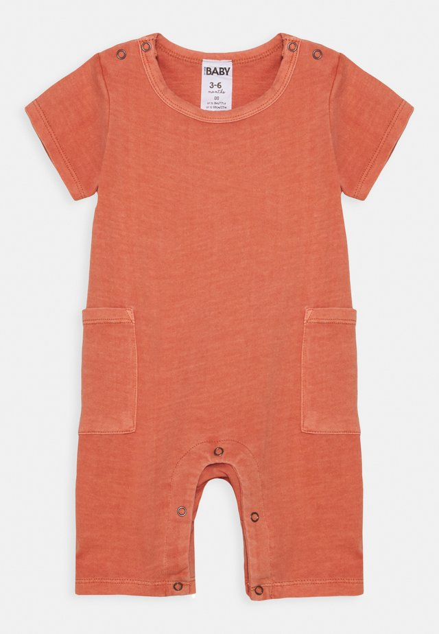 BEAU PLAYSUIT - Overal - apricot