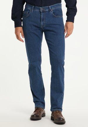RANDO - Straight leg jeans - stone