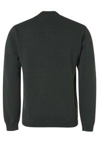 Qubz - Sweater - dark bottle - 1
