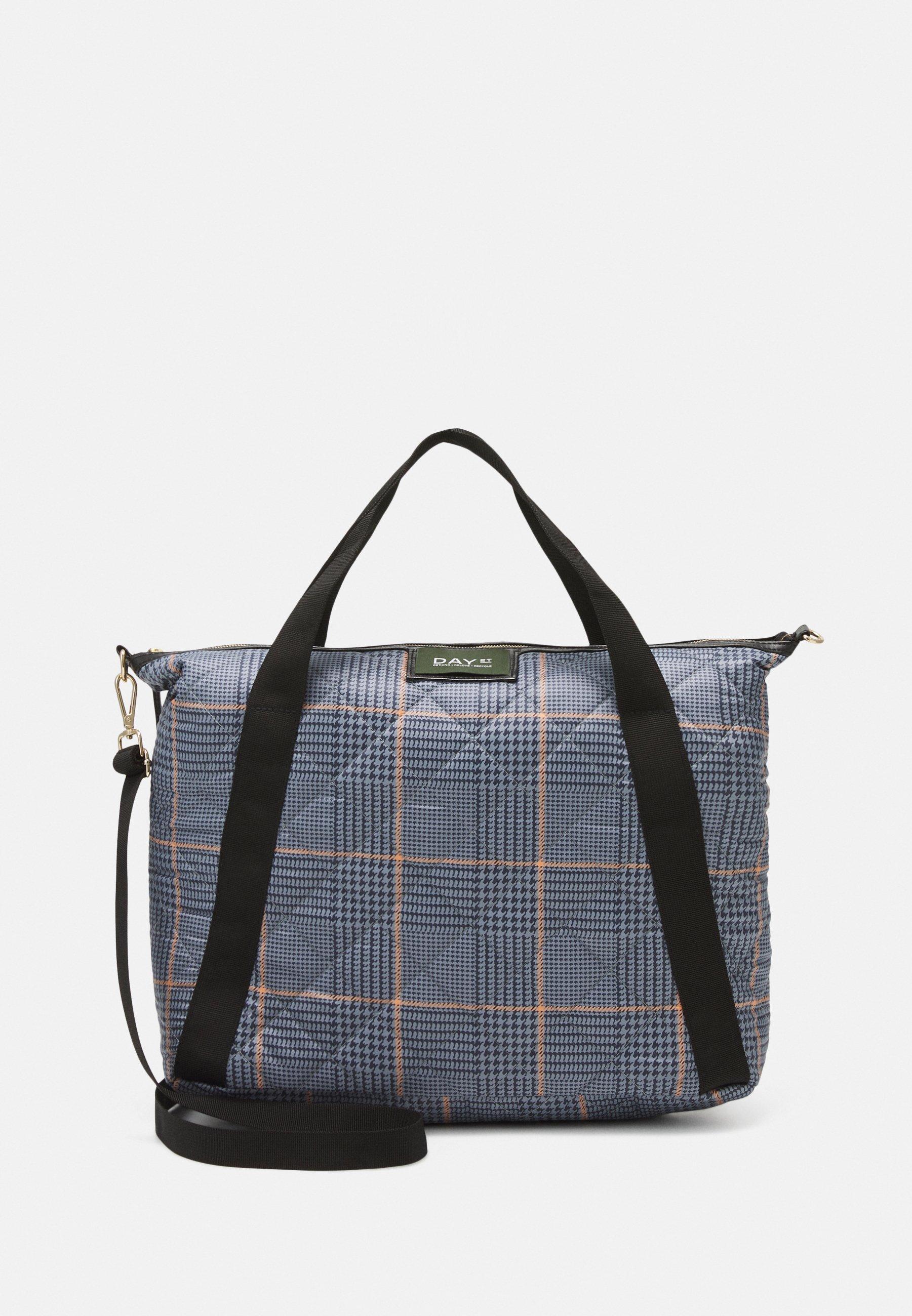 Women DAY GWENETH CHECKY CROSS - Tote bag