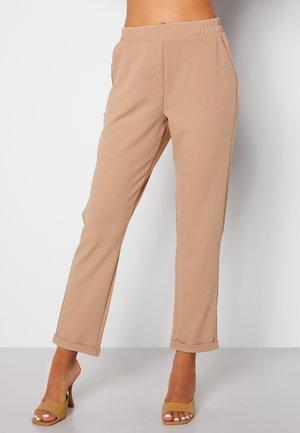 BONITA SOFT SUIT  - Trousers - nude