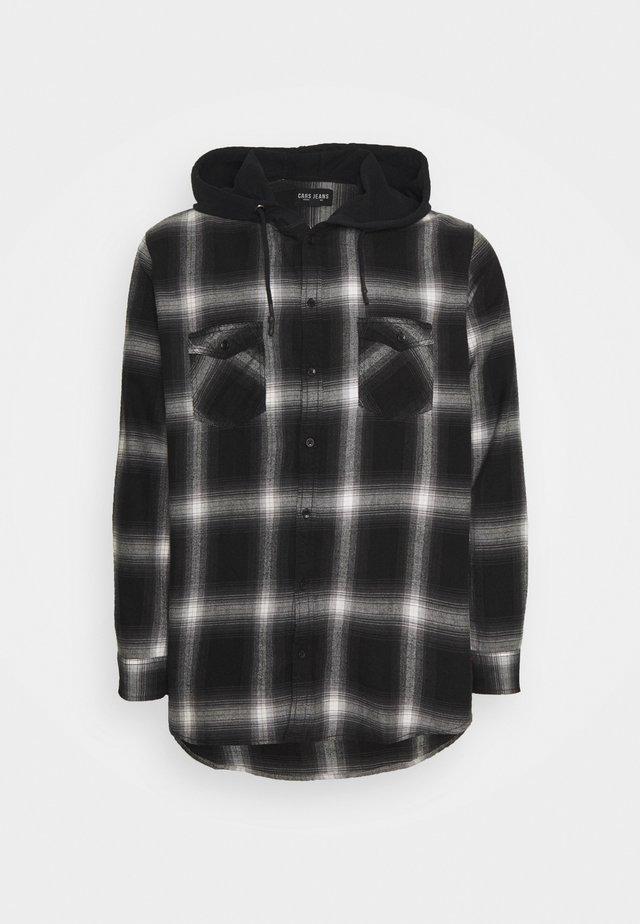 CHANDON PLUS - Skjorte - black