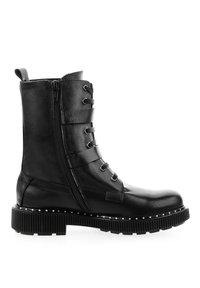 PRIMA MODA - TRECENTA - Cowboy/biker ankle boot - black - 3