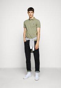 Polo Ralph Lauren - SLIM FIT MODEL  - Polo - sage green - 1