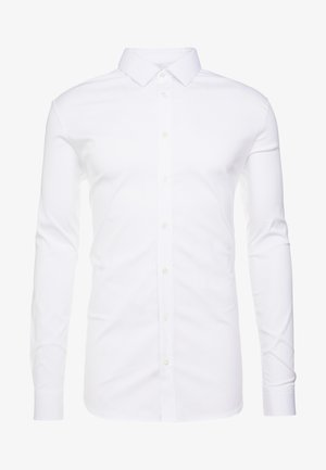 JIM STRETCH SLIM FIT - Camicia elegante - white