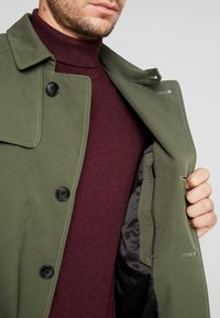 Selected Homme - SLHTIMES COAT  - Trench - forest night - 4