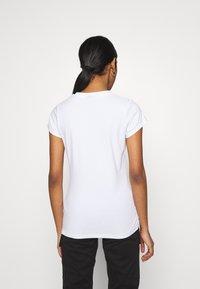 Ellesse - OMBRA - T-shirts print - white - 2