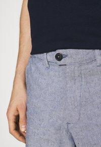 Selected Homme - SLHMILES FLEX - Shorts - blue depths - 4