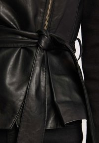 Morgan - Faux leather jacket - black - 3