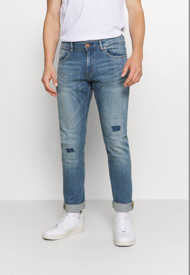 LANG - Slim fit jeans - blue