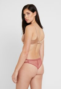 Cotton On Body - ULTIMATE COMFORT BRA - T-paitaliivit - cinnamon - 2