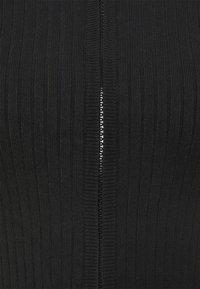 Monki - Cardigan - black dark - 5