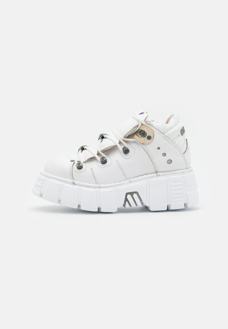 New Rock - UNISEX - Zapatillas altas - white
