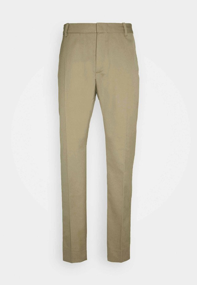 TRISTAN TROUSERS - Chinot - beige