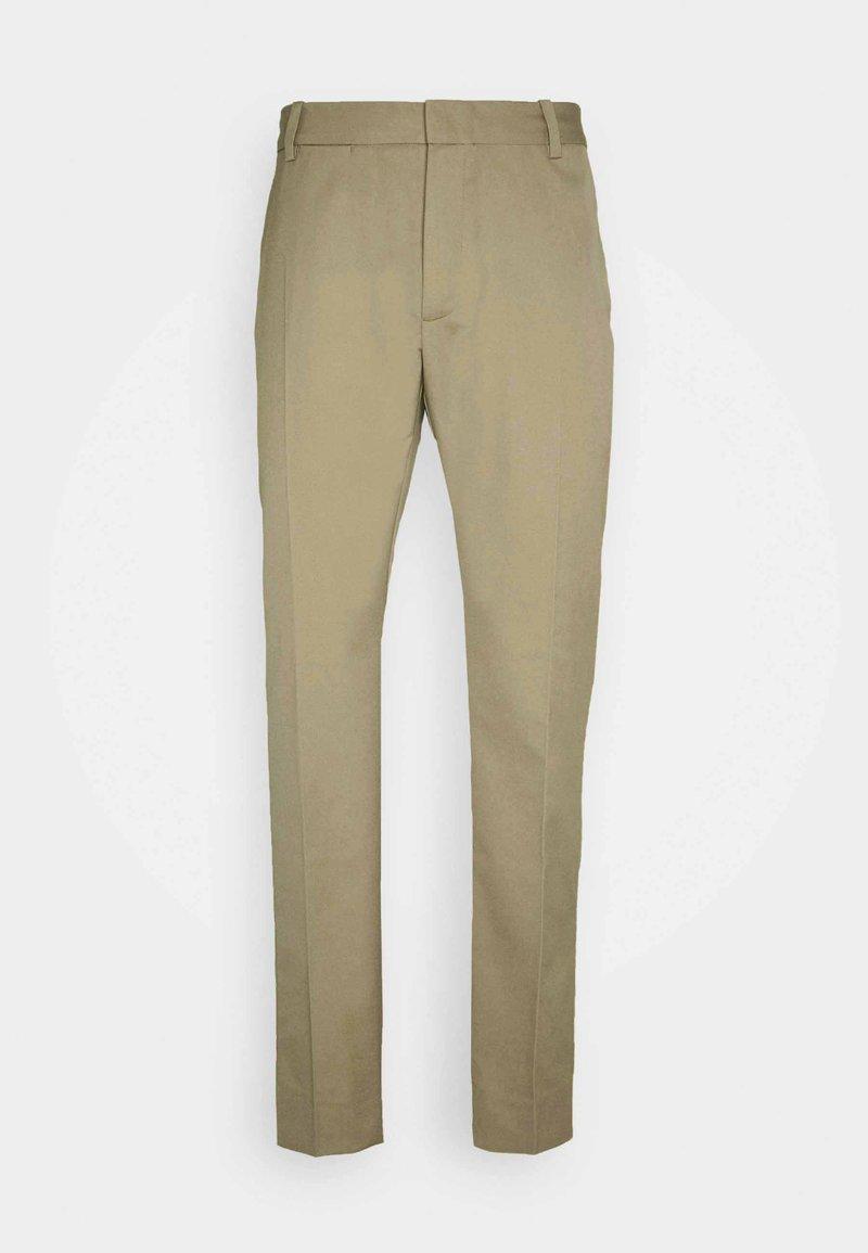 Wood Wood - TRISTAN TROUSERS - Chino kalhoty - beige