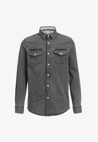 WE Fashion - Overhemd - light grey - 0