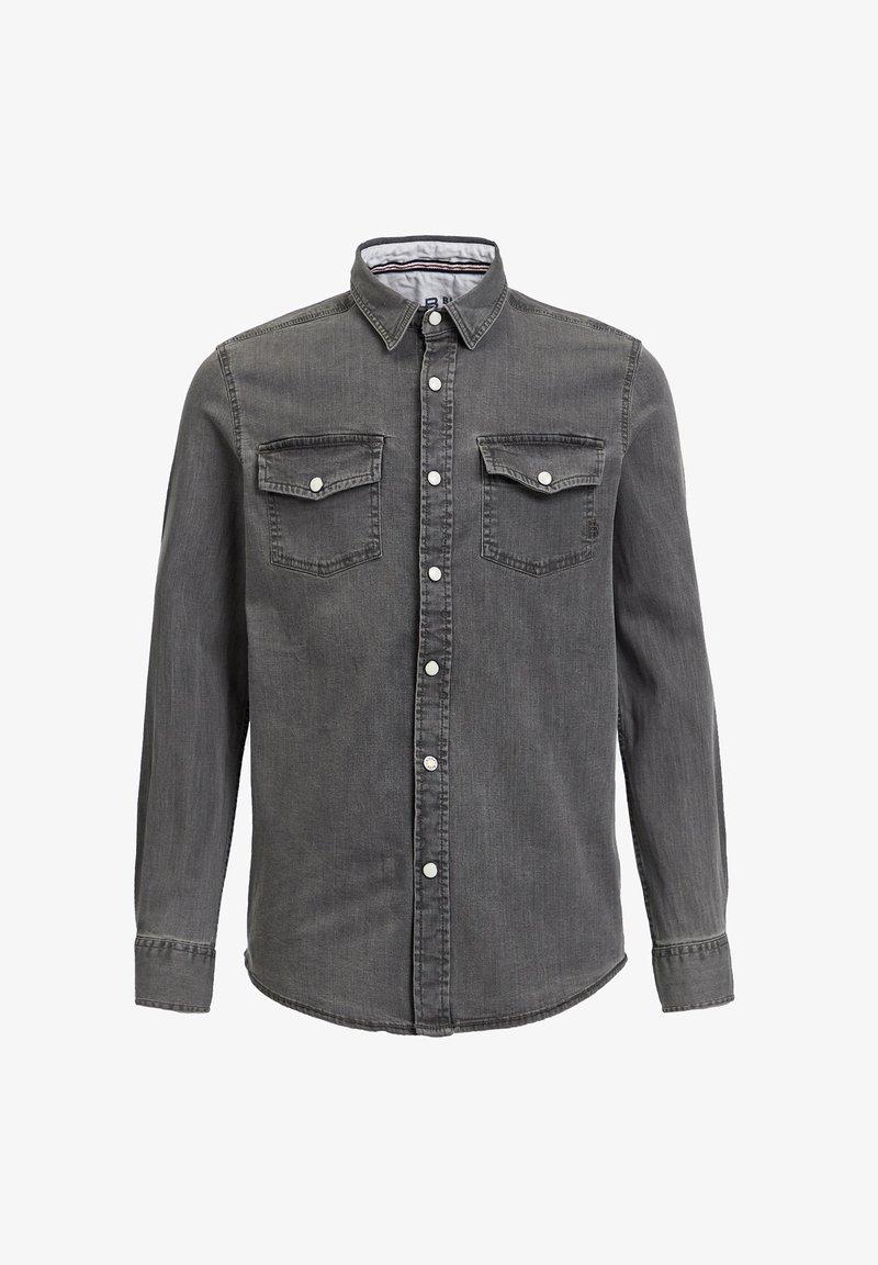 WE Fashion - Overhemd - light grey