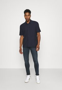 Levi's® - SKINNY - Jeans Skinny Fit - ocean pewter - 1