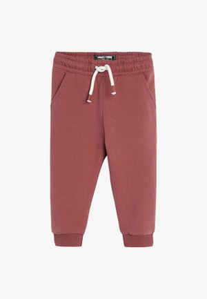 SOFT TOUCH - Tracksuit bottoms - pink