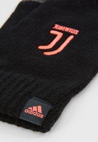 adidas Performance - JUVENTUS TURIN GLOVES - Gloves - black - 5