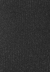LIU JO - ABITO MAGLIA - Shift dress - black - 8