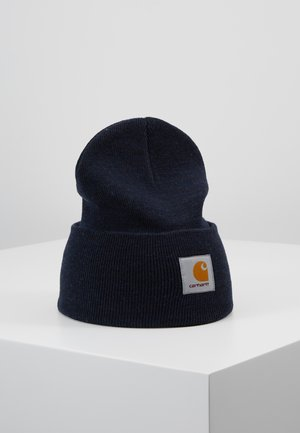 WATCH HAT UNISEX - Mössa - dark navy heather
