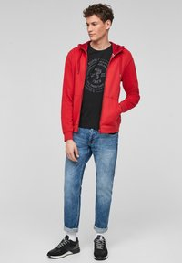 s.Oliver - Cardigan - red - 1