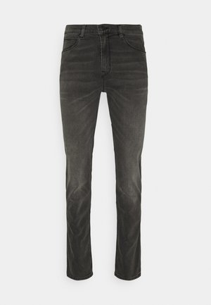 HUGO  - Džíny Slim Fit - grey