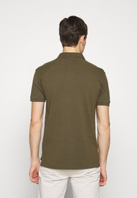 Polo Ralph Lauren - SLIM FIT MESH POLO SHIRT - Polo shirt - defender green - 2